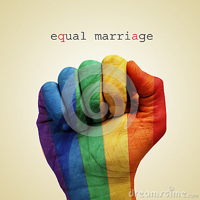Equal marriage