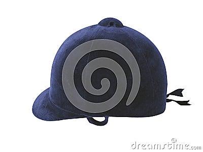 Equestrian headgear