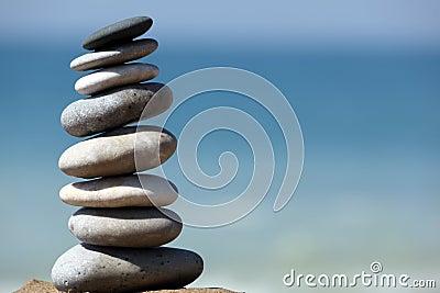 Equilibrio de piedra