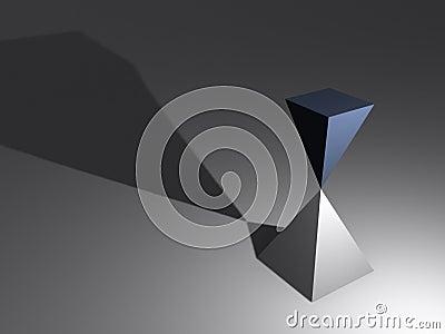 Equilibrium piramids