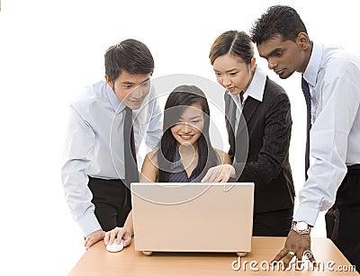 Equipe 2 do negócio