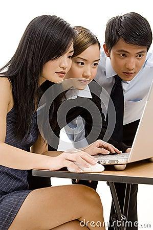 Equipe 4 do negócio