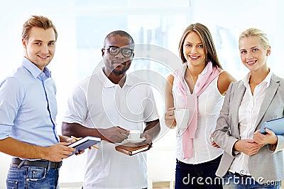 Equipe colaboradora