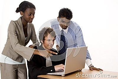 Equipe da tecnologia