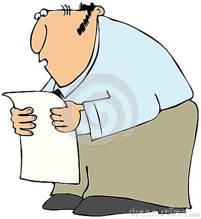 Equipe a leitura de uma lista longa