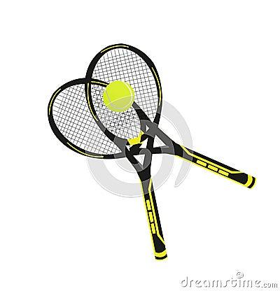 Equipo del tenis