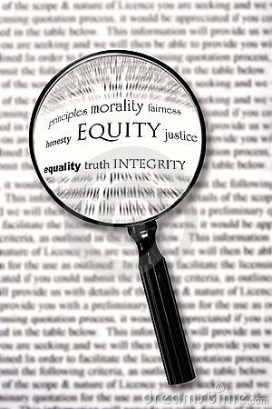Free Equity Royalty Free Stock Image - 8716356