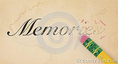 Erasing Memories