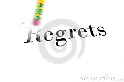 Erasing Regrets with Pencil Eraser