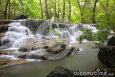 Erawan waterfall II