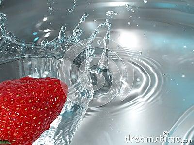 Erdbeerespritzen