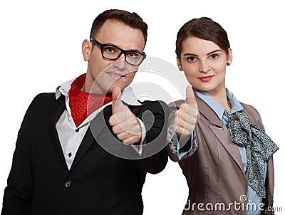 Erfolgreiche Paare