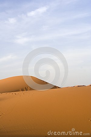 Erg Chebbi Dune