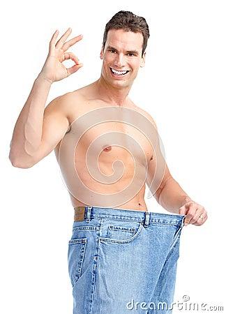 Erhalten dünn