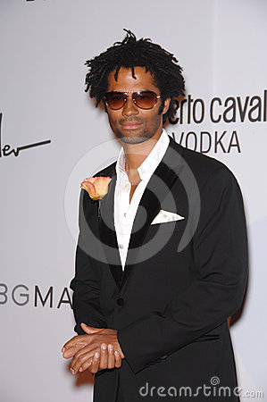 Eric Benet,Kelly Stone Editorial Stock Photo