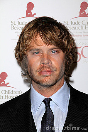 Eric Christian Olsen Editorial Stock Photo