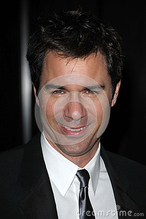 Eric McCormack at the 18th Annual Editorial Stock Image