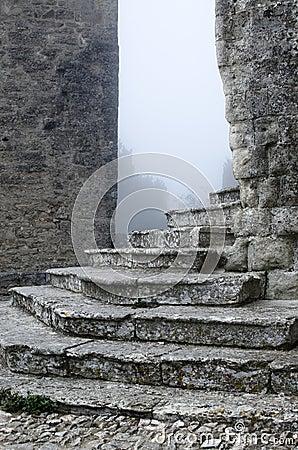 Erice Staircase