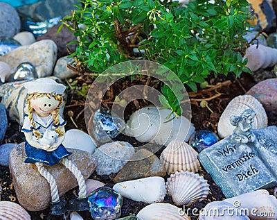 Ernstige decoratie in de zomer stock foto beeld 43252872 for Decoratie zomer
