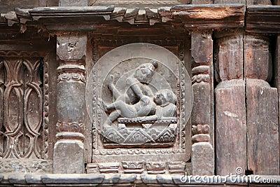 Erotic sculpture