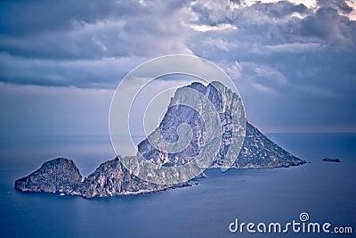 Es Vedra island, Ibiza