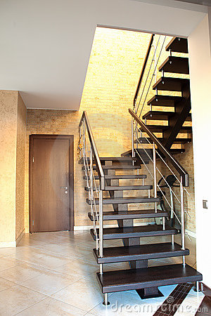 Pin salas modernas con escaleras 2 thumb 1 pelautscom on for Salas con escaleras