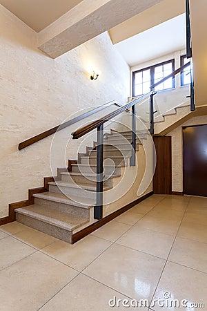 Escaleras de m rmol modernas for Marmol para escaleras precio