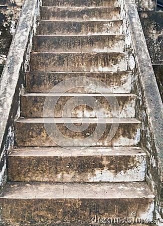 Escaleras del ladrillo fotos de archivo imagen 21109533 - Escaleras de ladrillo ...