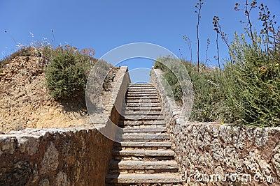 Escalier au ciel