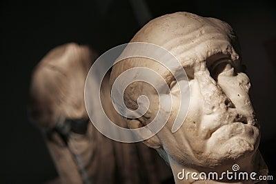 Escultura de Vespasiano