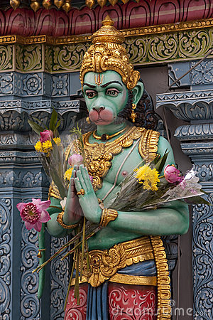 Escultura hindú