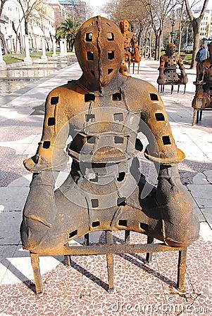 Escultura Monumental, Madrid