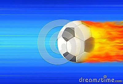 Esfera de futebol