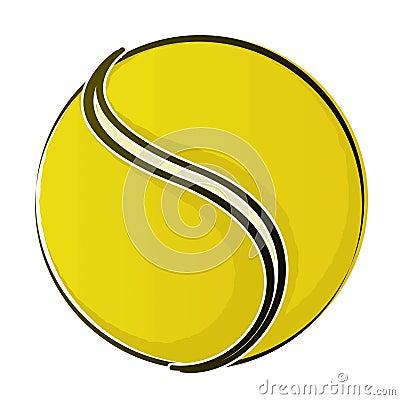 Esfera de tênis 2