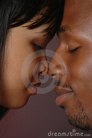 Free Eskimo Kiss Stock Photography - 1160572