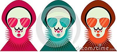 Eskimos in shades