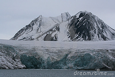 Esmark Glacier, Spitzbergen