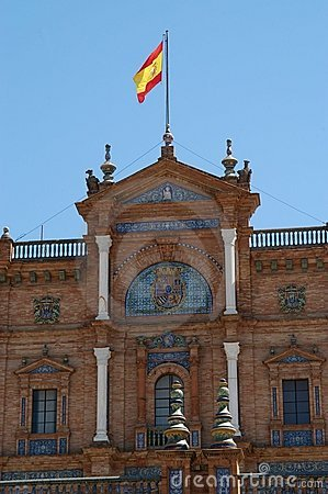 Espana plaza d Sevilla