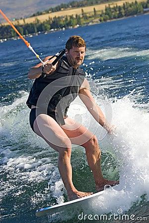 Esportes de água