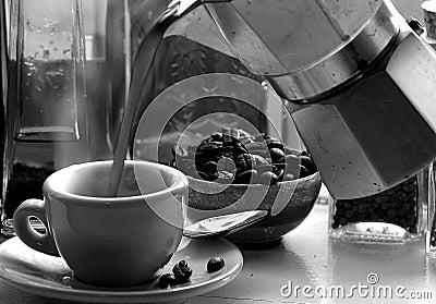 Espresso φρέσκο