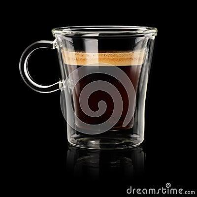 espresso photo stock image 56246827. Black Bedroom Furniture Sets. Home Design Ideas