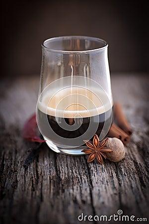 Espresso, oriental