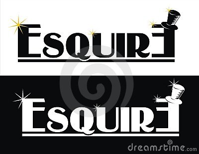 Esquire logotype