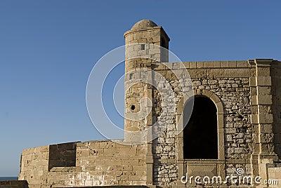 Essaouira摩洛哥垒