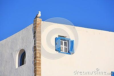 Essaouira architecture, Morocco