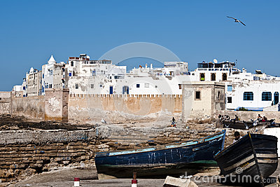 Essaouira, Morocco Editorial Stock Photo