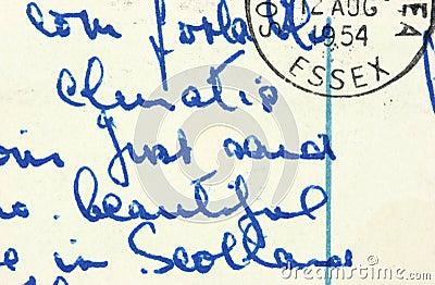 Essex stamp