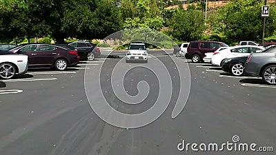 Estacionamiento 1a almacen de video