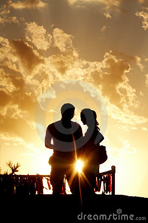 Estando no amor