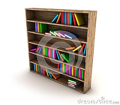 Cool book shelves - Estantes para libros ...